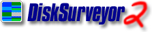 DiskSurveyor logo